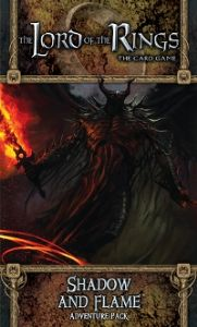 Lord of the Rings : The Card Game - Shadow and Flame
